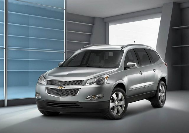 2017 Chevy Traverse Launch Date And Rate Chevrolet Traverse