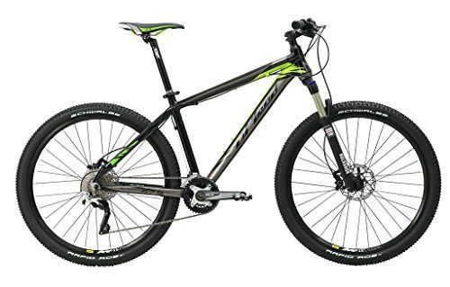 Upland Wildfire Elite 650b 27 5 Medium Black 20 Speed Hardtail Mountain Bike Hardtail Mountain Bike Bike Mountain Biking