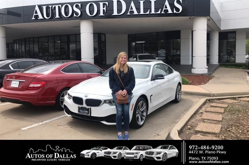Autos of Dallas Customer Review Omay found a new arrival