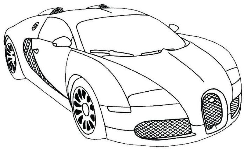 Printable Lamborghini Coloring Pages Autos Colores Dibujos