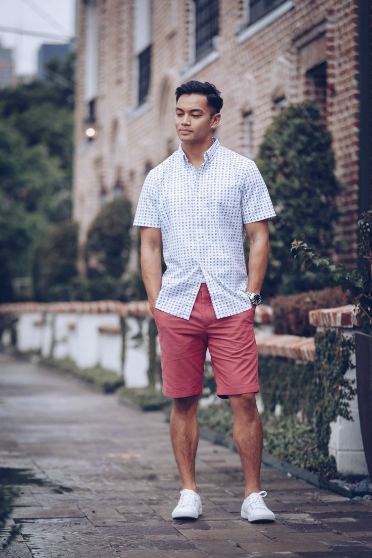 Mens Memorial Day Style | Houston Fashion Blog The Styled Fox