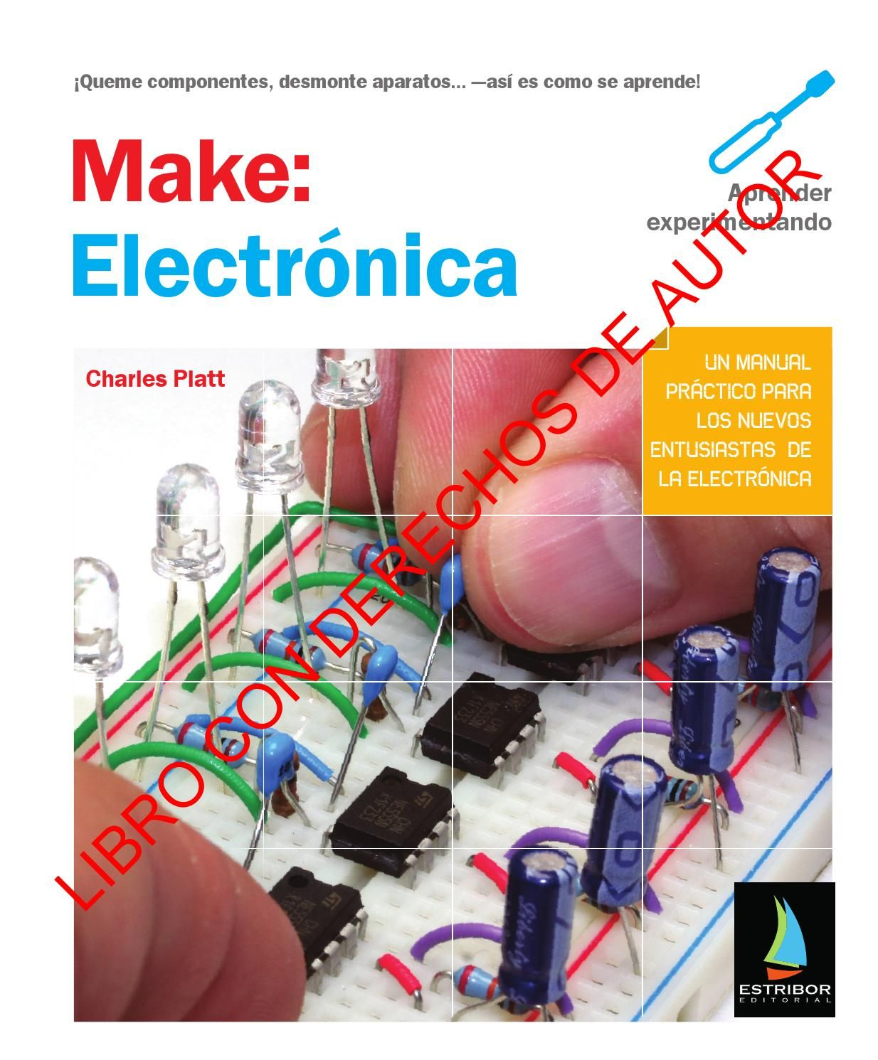 Resumen libro make electronica