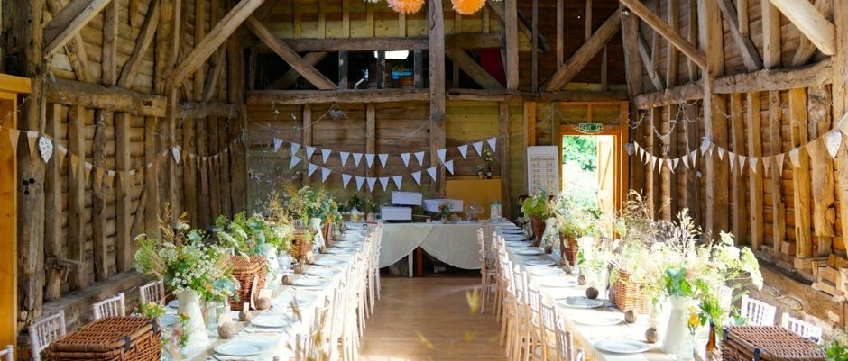 The Garden Chef Patricks Barn Find This Pin And More On Wedding Venues Sussex