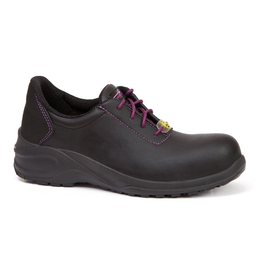 e0a3a10c679e Giasco Lily Lightweight Metal Free S3 Microwash ESD Ladies Safety Shoes
