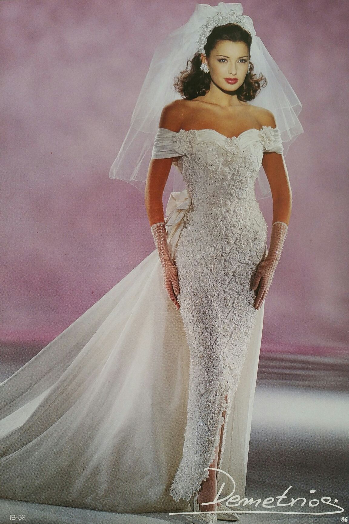 Demetrios 1995 Demetrios In 2019 Bridal Dresses Wedding Gowns