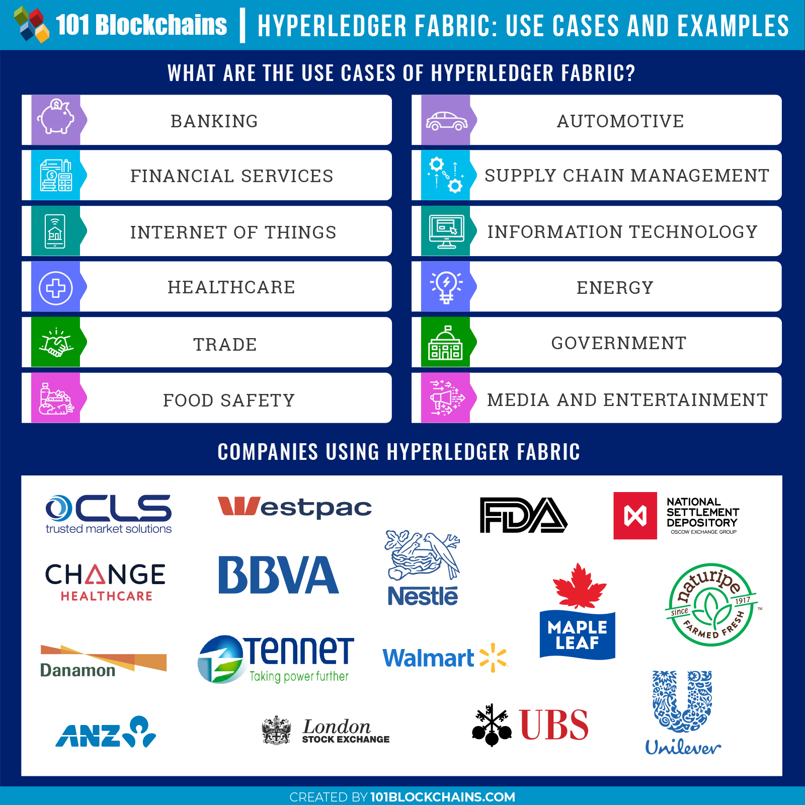 Hyperledger Fabric A Pioneer Of Blockchain Blockchain Technology Blockchain Digital Transformation