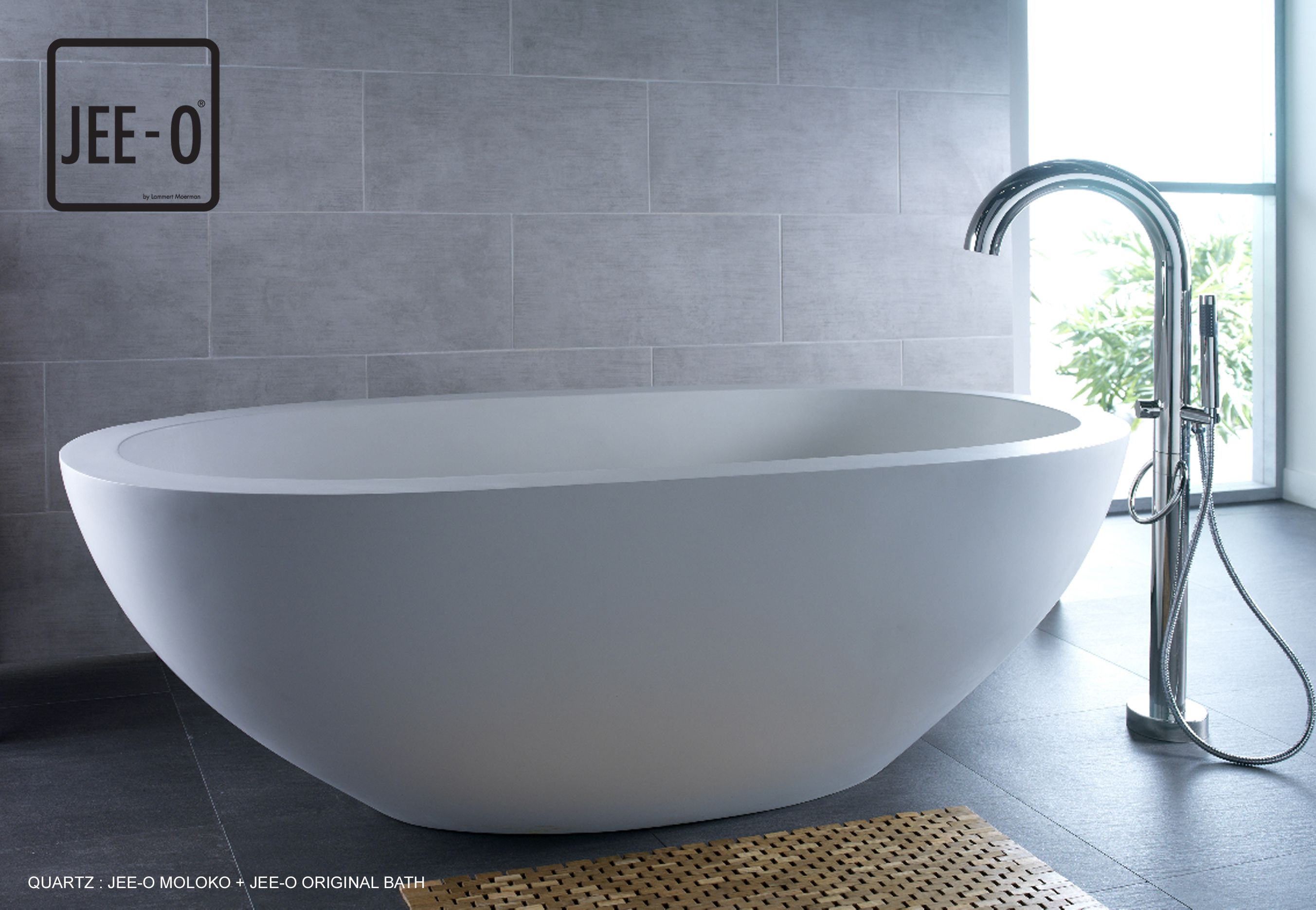 Badkamer Vrijstaand Bad : Vrijstaand bad badkamer en co info over badkamers duscholux bad