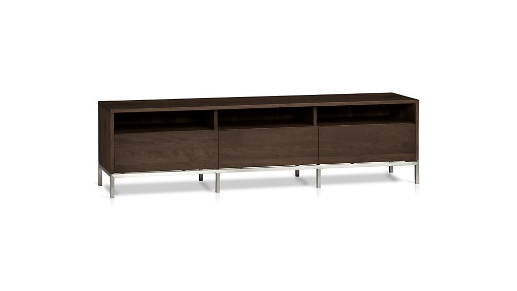 "Pearson 72"" Media Console, $1499 72long x 20 high x 17.5 wide"