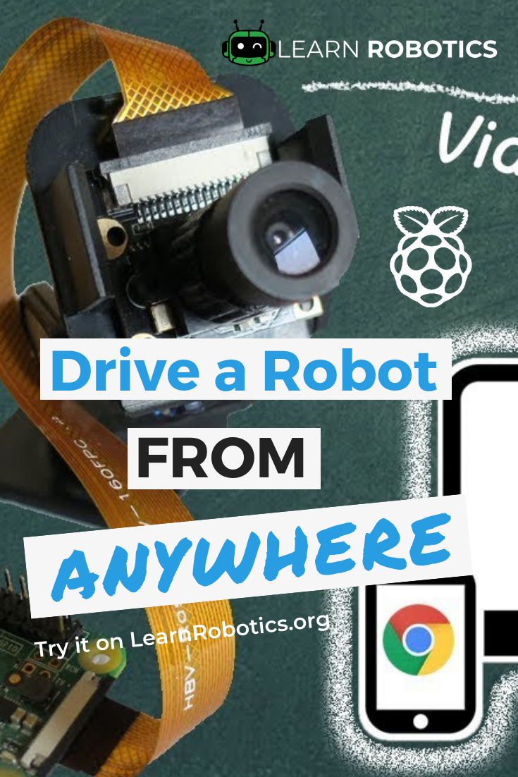 Video Streaming Raspberry Pi Robot & Camera | Best of Learn Robotics