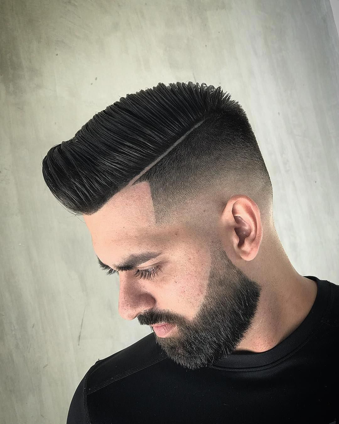 Pin on Fashionable Hair Cuts For Men