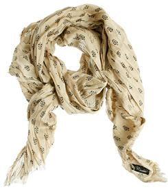 HEARTMADE / JULIE FAGERHOLT -Oxalis scarf print