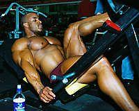 Exercices pour les Jambes de Exercices de musculation en bodybuilding 2°partie