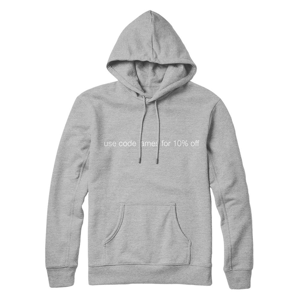 The code james hoodie is a necessity for any true sister any