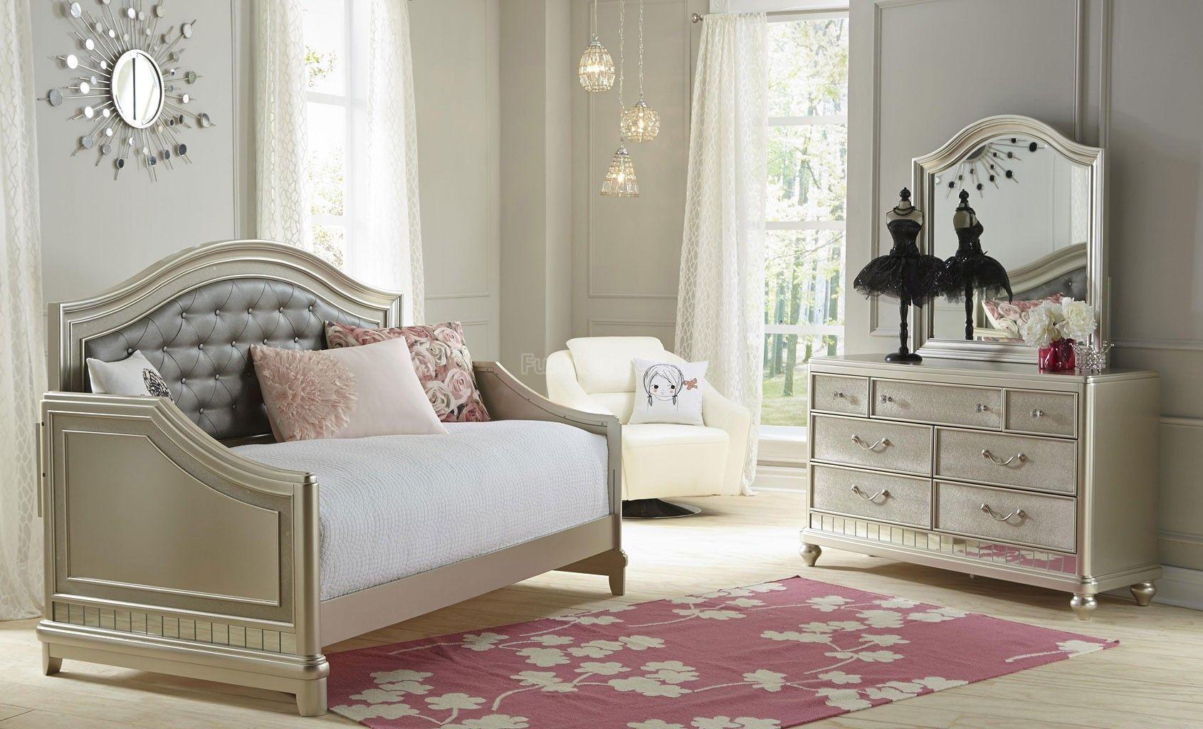 Lil Diva Daybed Bedroom Set | Its All About Kids! | Bedroom ...