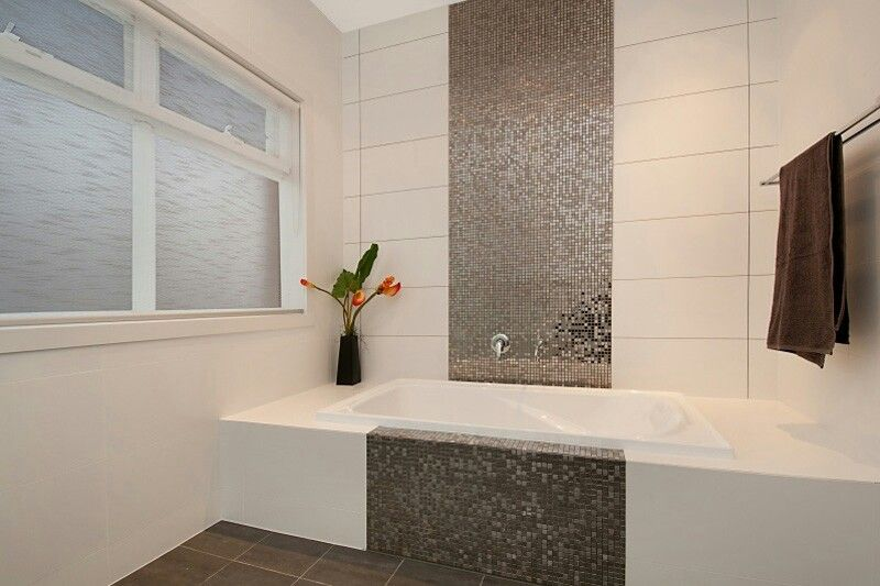 Feature tile | House, Feature tiles, Home builders