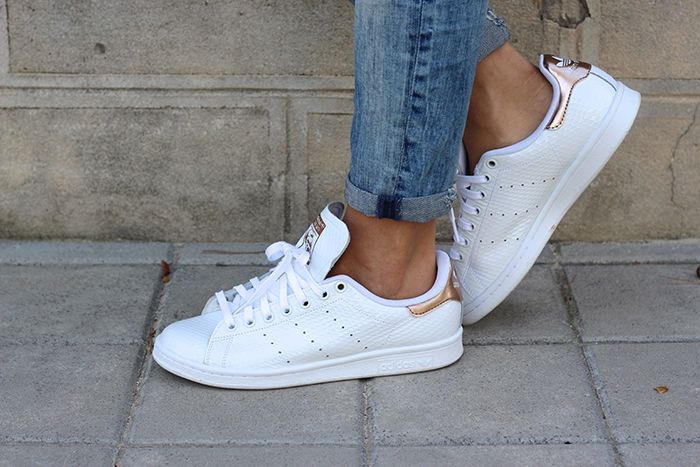 stan smith doradas comprar