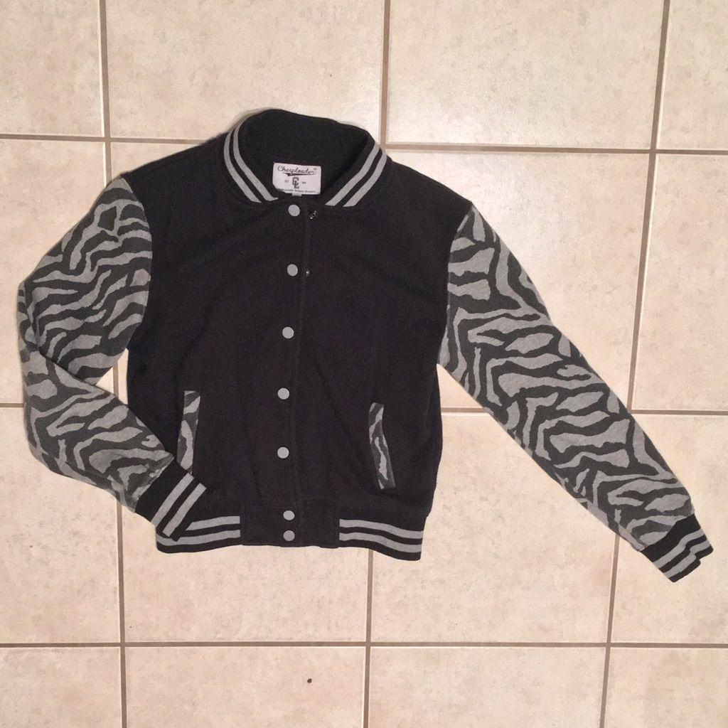 Cheaploader College Jacket