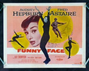 Funny Face with Audrey Hepburn