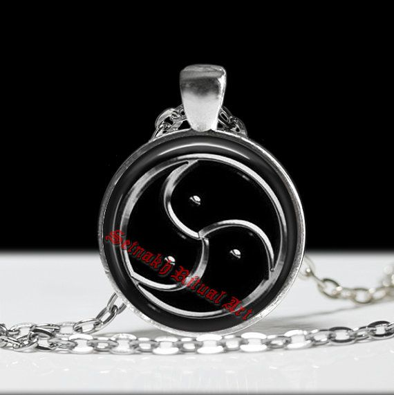 Masters bdsm symbol pendants