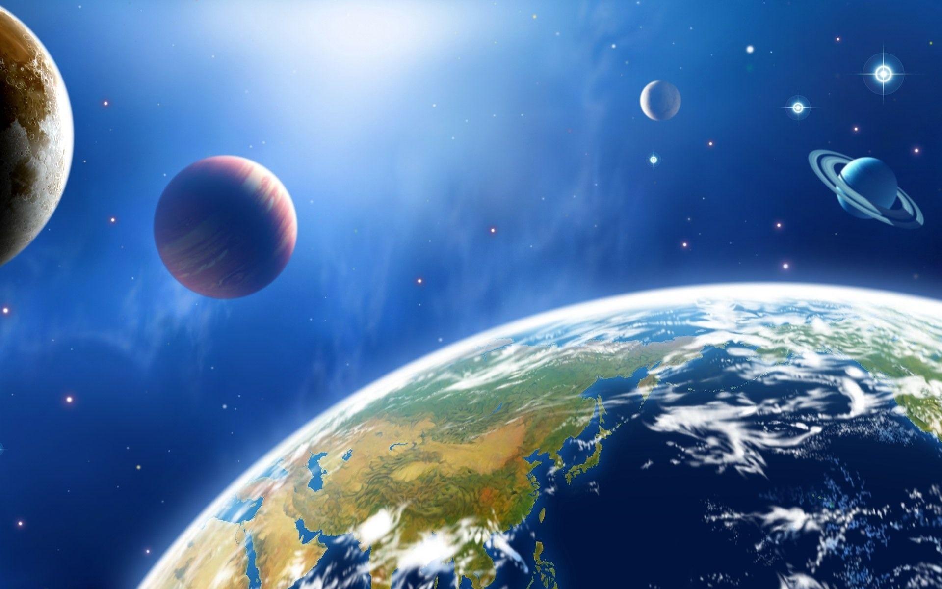 можно сделать, картинки космоса и планет презентации осмотр