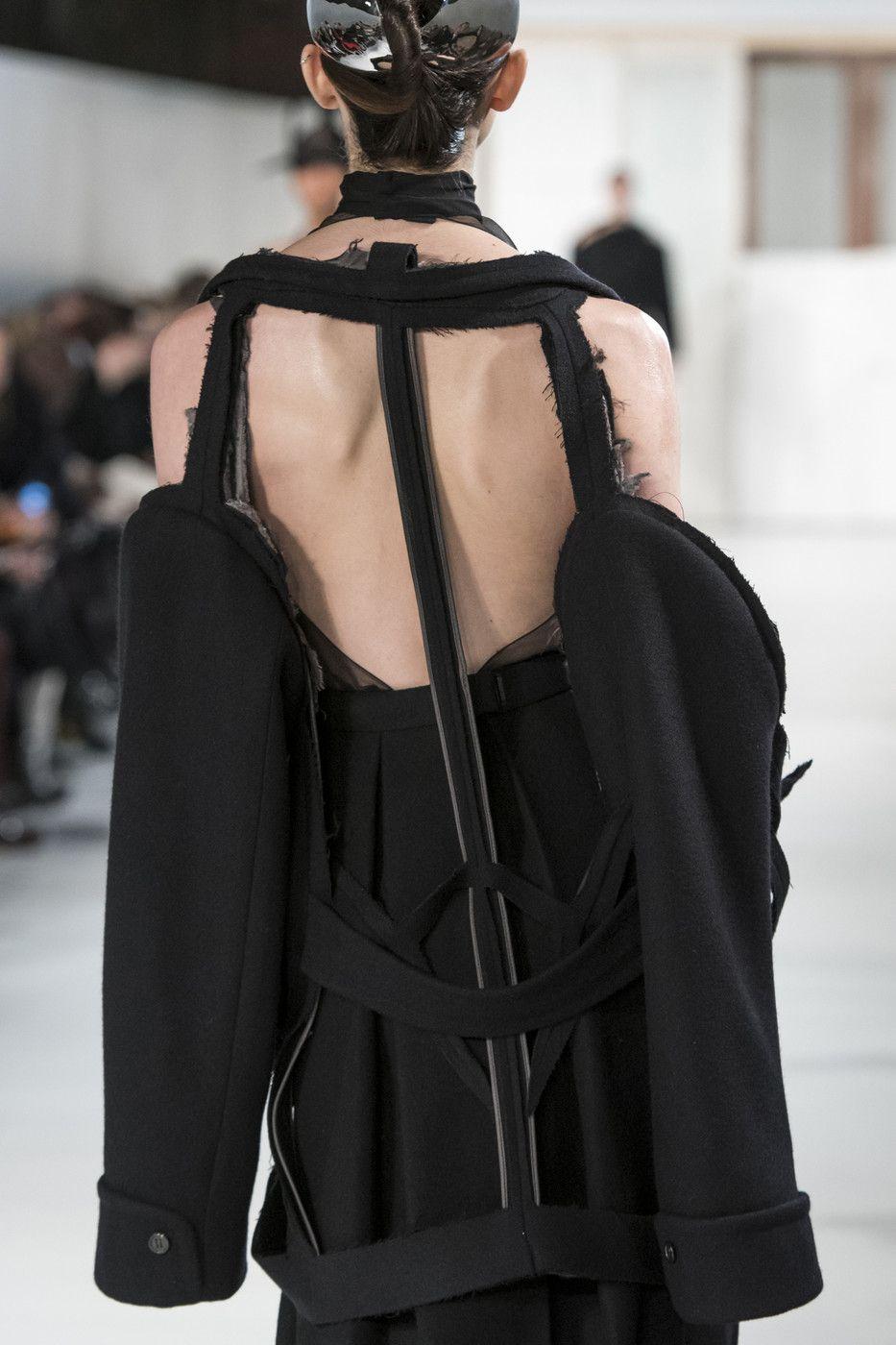 Maison Margiela at Couture Spring 2017 (Details)