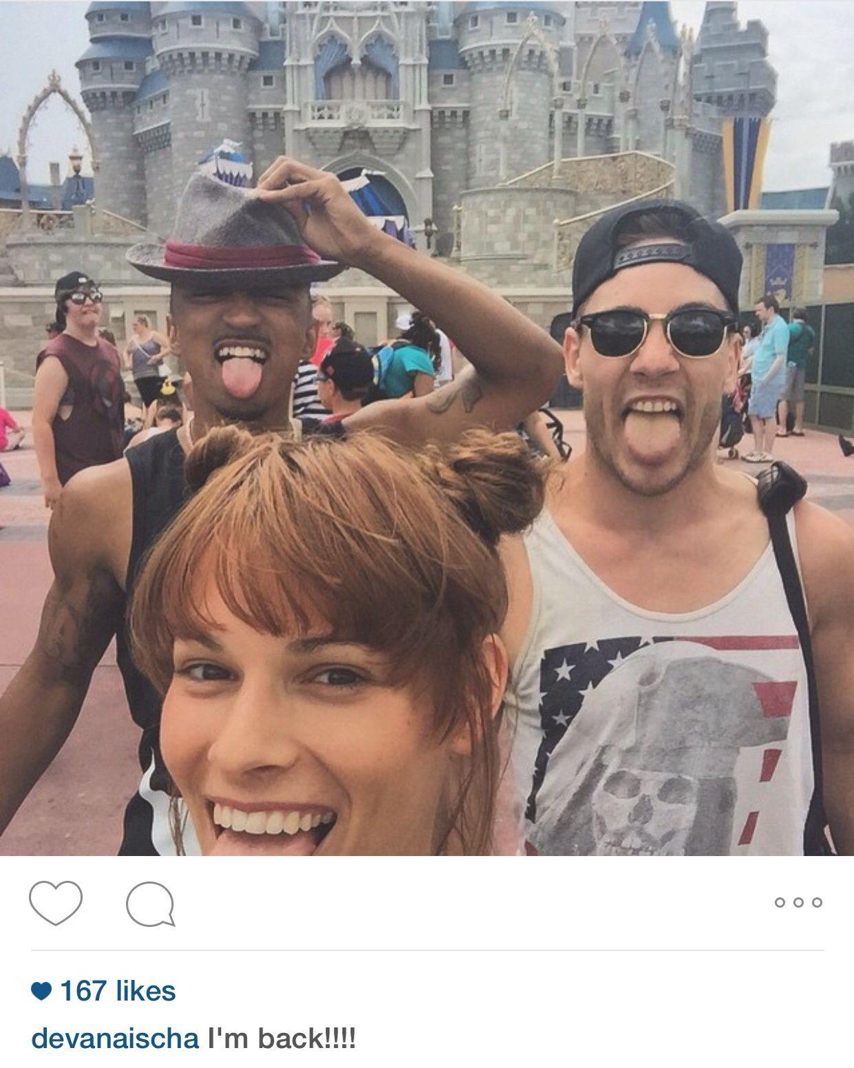 Move Fam at Disney World ❤️