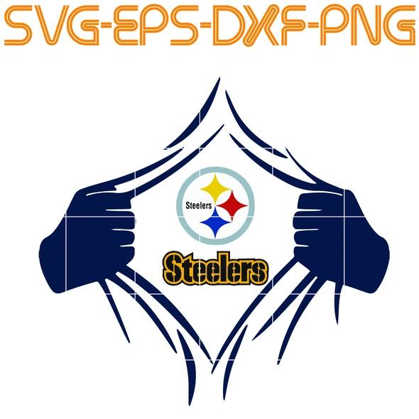 Pittsburgh Steelers Svg Steelers Svg Steelers Steelers Football Nfl Fueled By Svg Skull Svg Fingerprints Dna Nfl Pittsburgh Svg Pittsburgh Steelers