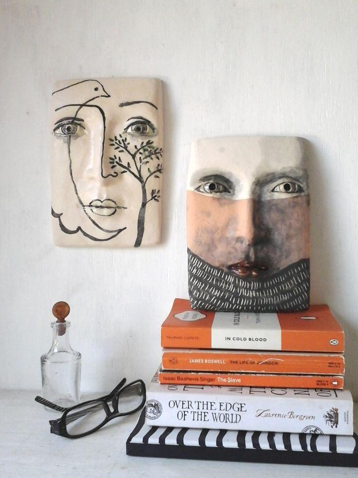 Collectable Ceramic Art, Handmade in Australia by LouiseFultonStudio