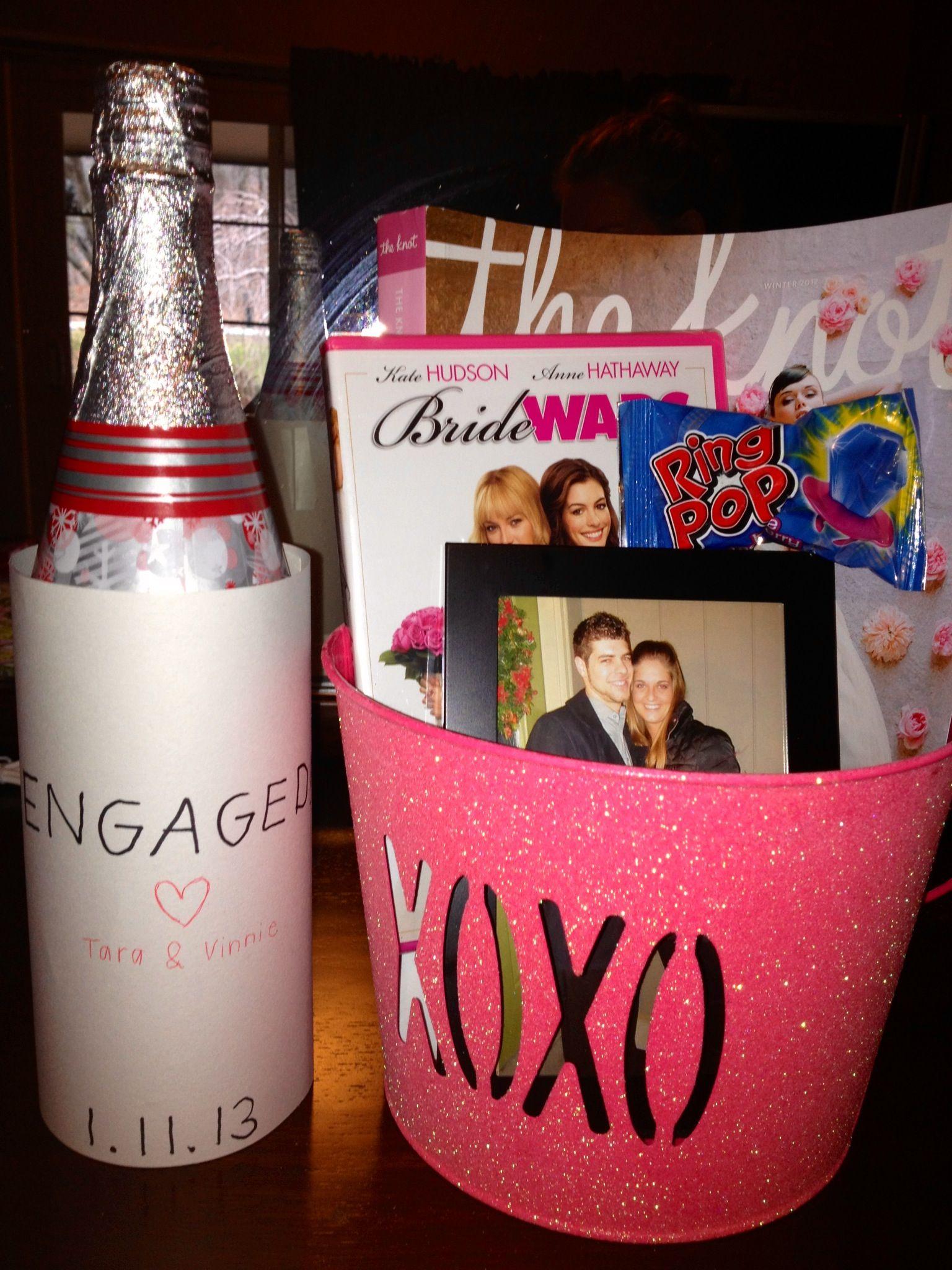 A perfect engagement gift ) Perfect engagement gifts