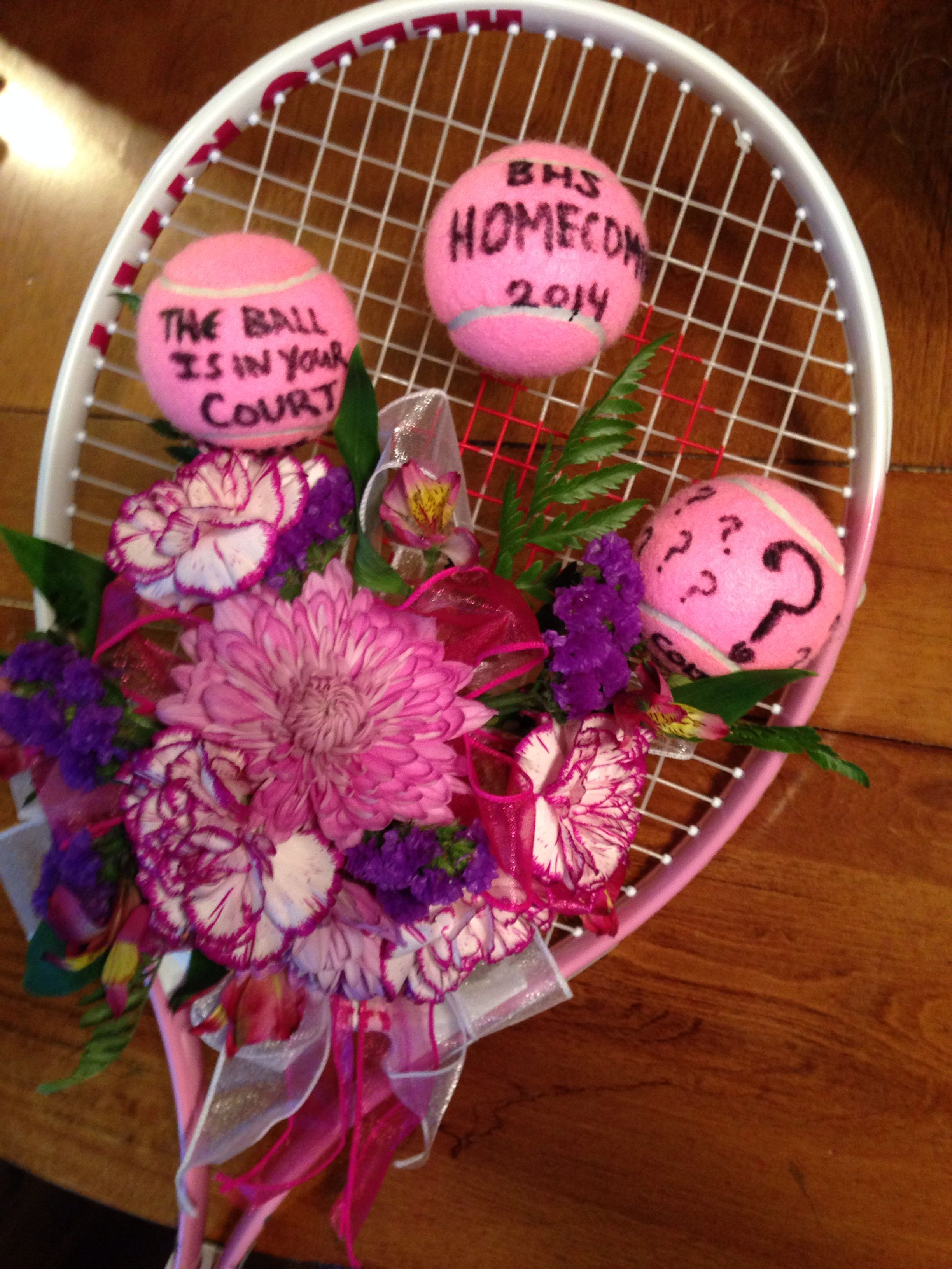 Asking A Girl To Homecoming Ideas!