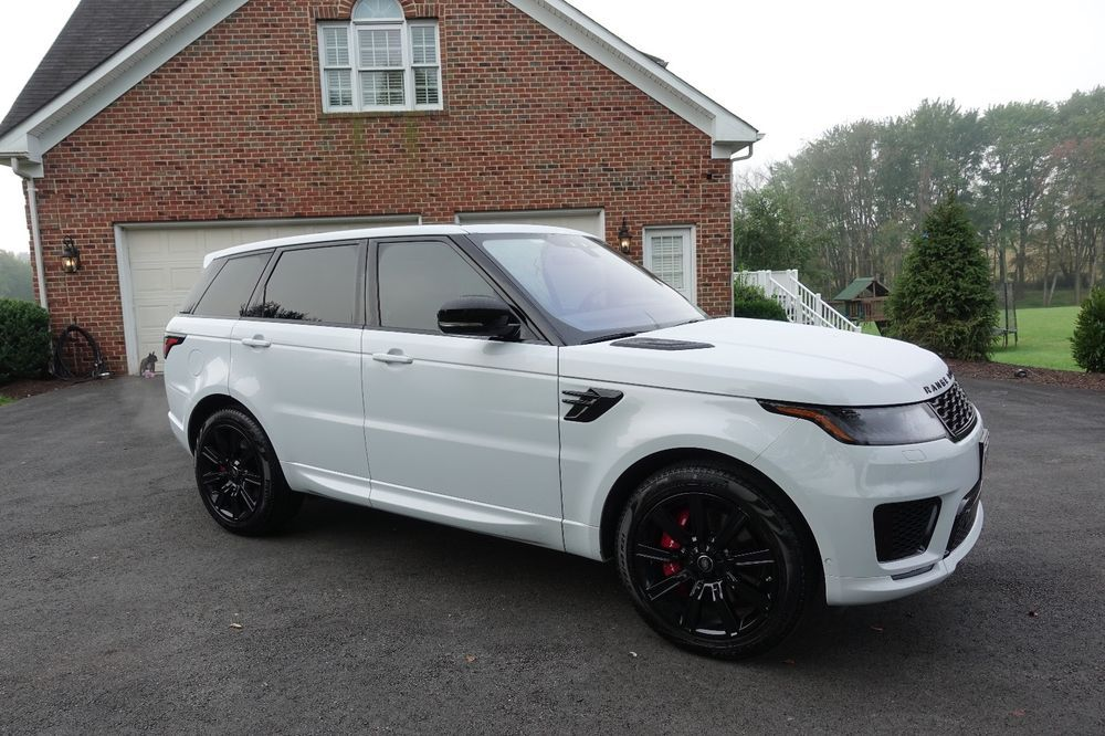 For Sale 2018 Land Rover Range Rover Sport Black Package