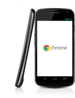 GOOGLE CHROME BETA FREE DOWNLOAD for ANDROID 4 0 for Mobile Phones
