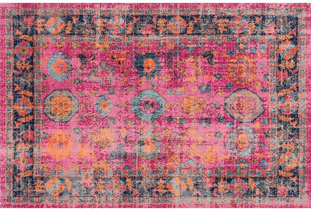 Woodhaven Rug, Pink   Think Pink   Pinterest   Saturated color, Pink ...