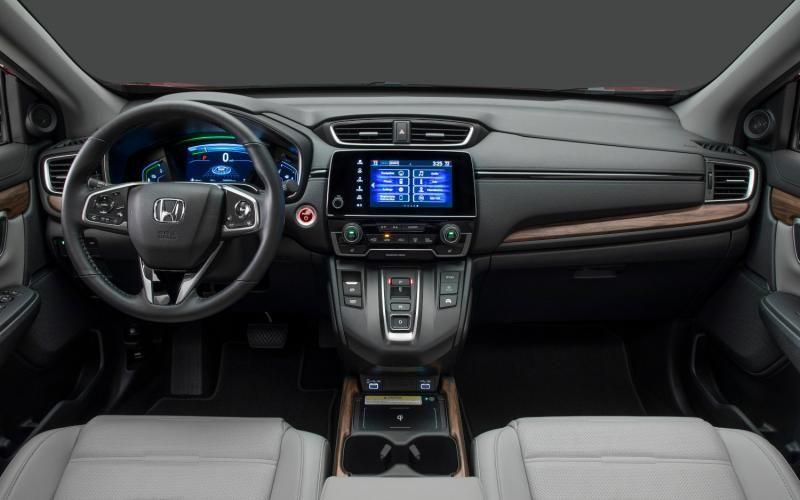Honda Cr V Touring Hybrid 2020 Honda Crv Interior Honda Crv Honda Crv Hybrid