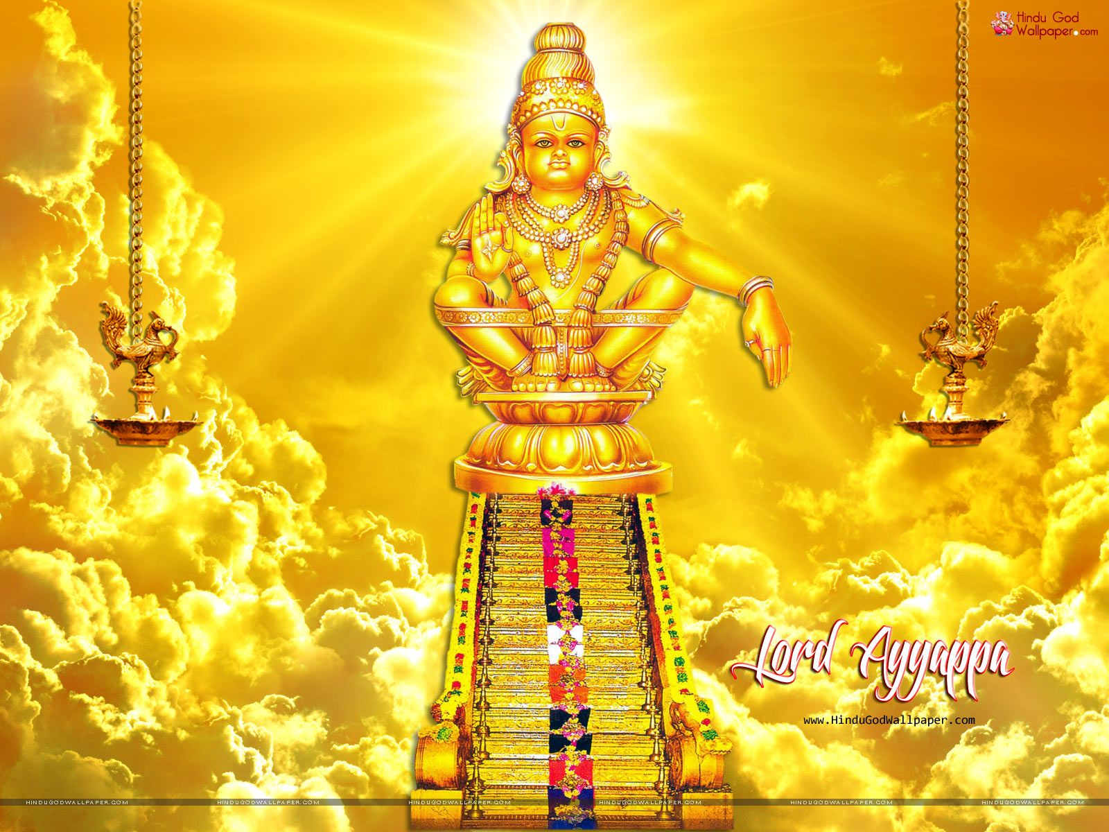 Swami Ayyappan Wallpapers Free Download
