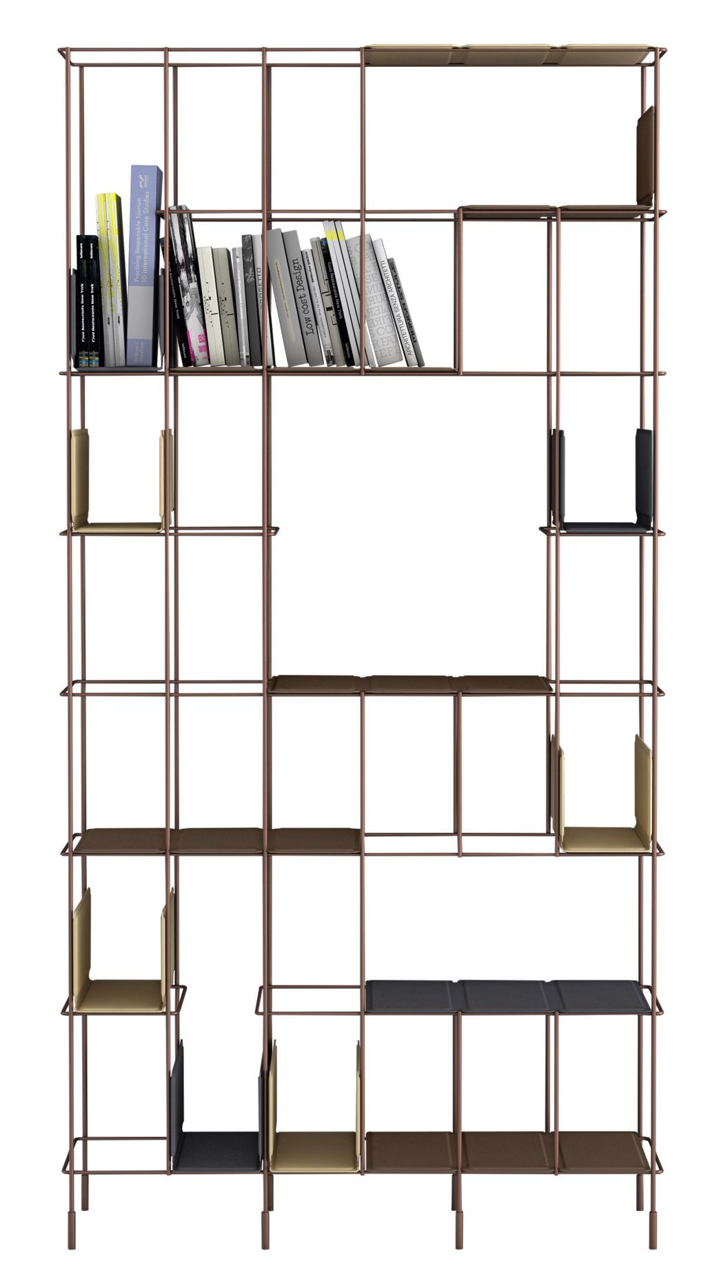 Bibliotheque Network Casamania Bibliotheque Made In Design Etagere Amovible Idees Etageres Mobilier Design