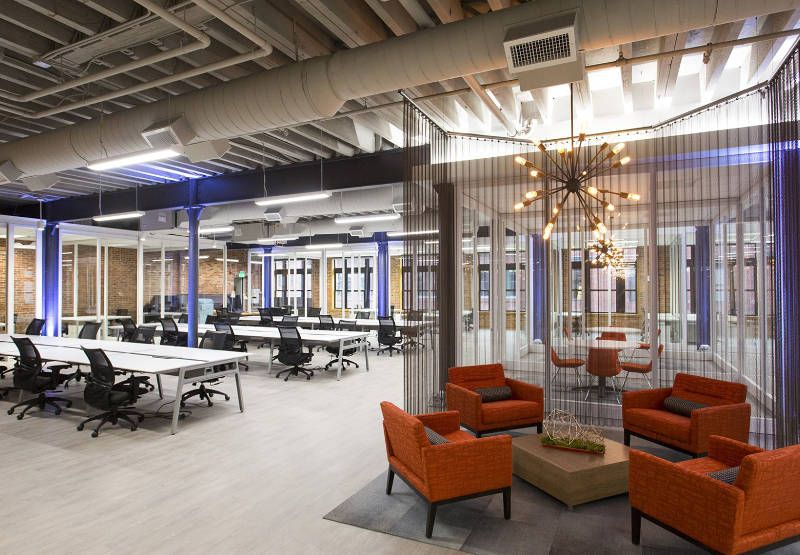 25 Of The Best Coworking Spaces When You Can T Live Or Work Without Good Design Https Freshome Com Inspiration 25 Best C Coworking Space Coworking Design