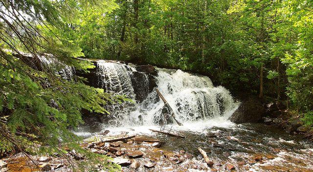 Raleigh falls ignace ontario
