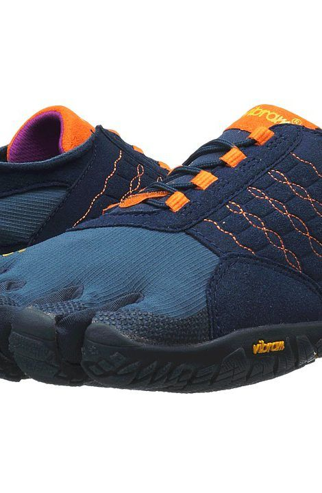 Vibram FiveFingers Trek Ascent (Deep Pond) Men's Shoes - Vibram FiveFingers,  Trek Ascent