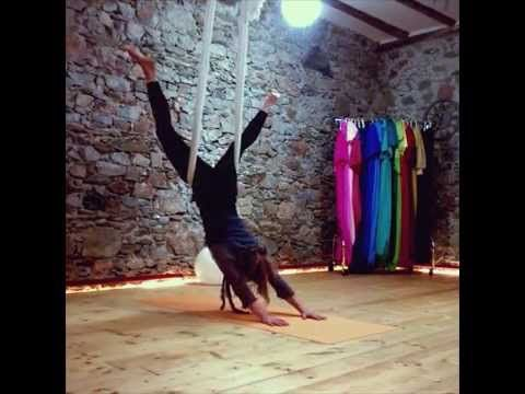 aerial yoga surya namaskar hiphangstudioomde