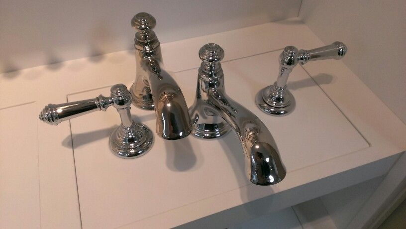 Kohler Artifacts Different Colors Polished Nickel Vs Chrome With