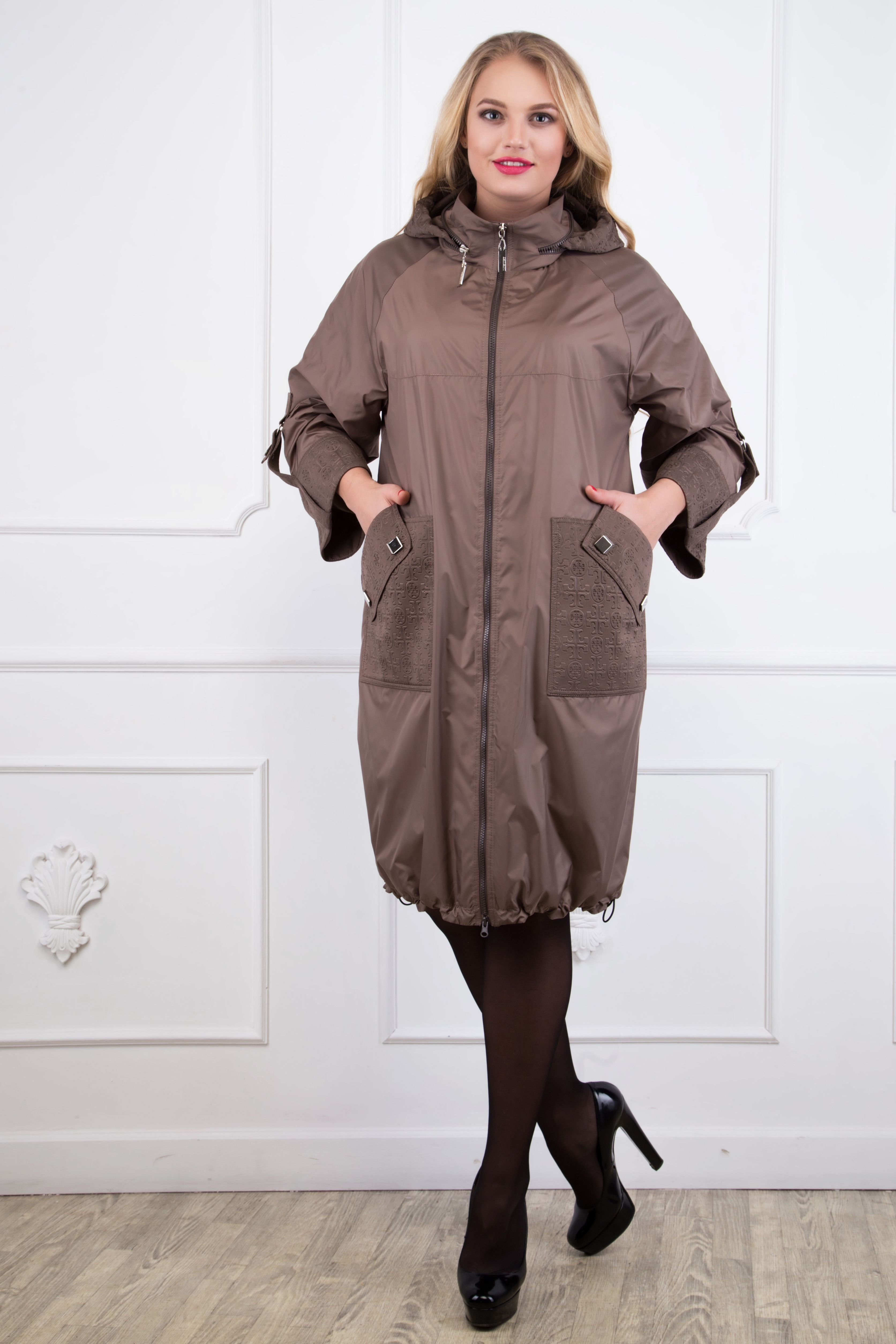 e670102f Стильная женская ветровка(модель 549)   RICHES - Интернет-магазин женской  одежды