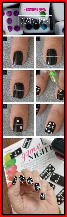 15 Einfache Nagel Tutorials Mit Tesafilm Popular Frisuren Nagel Selbstgemacht Neueste Nagelkunst Manikure Ideen