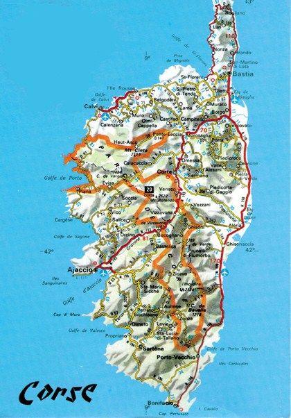 Corsica Coast to Coast