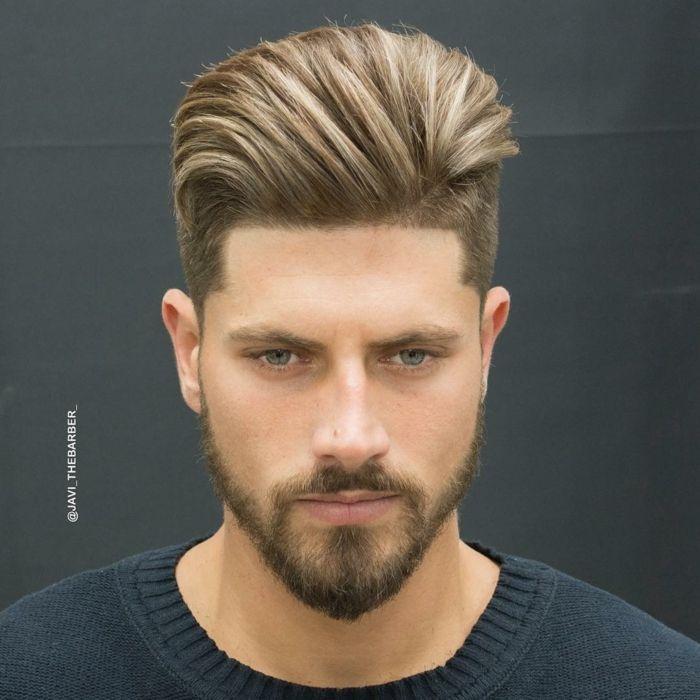 Peinado Tupe Hombre
