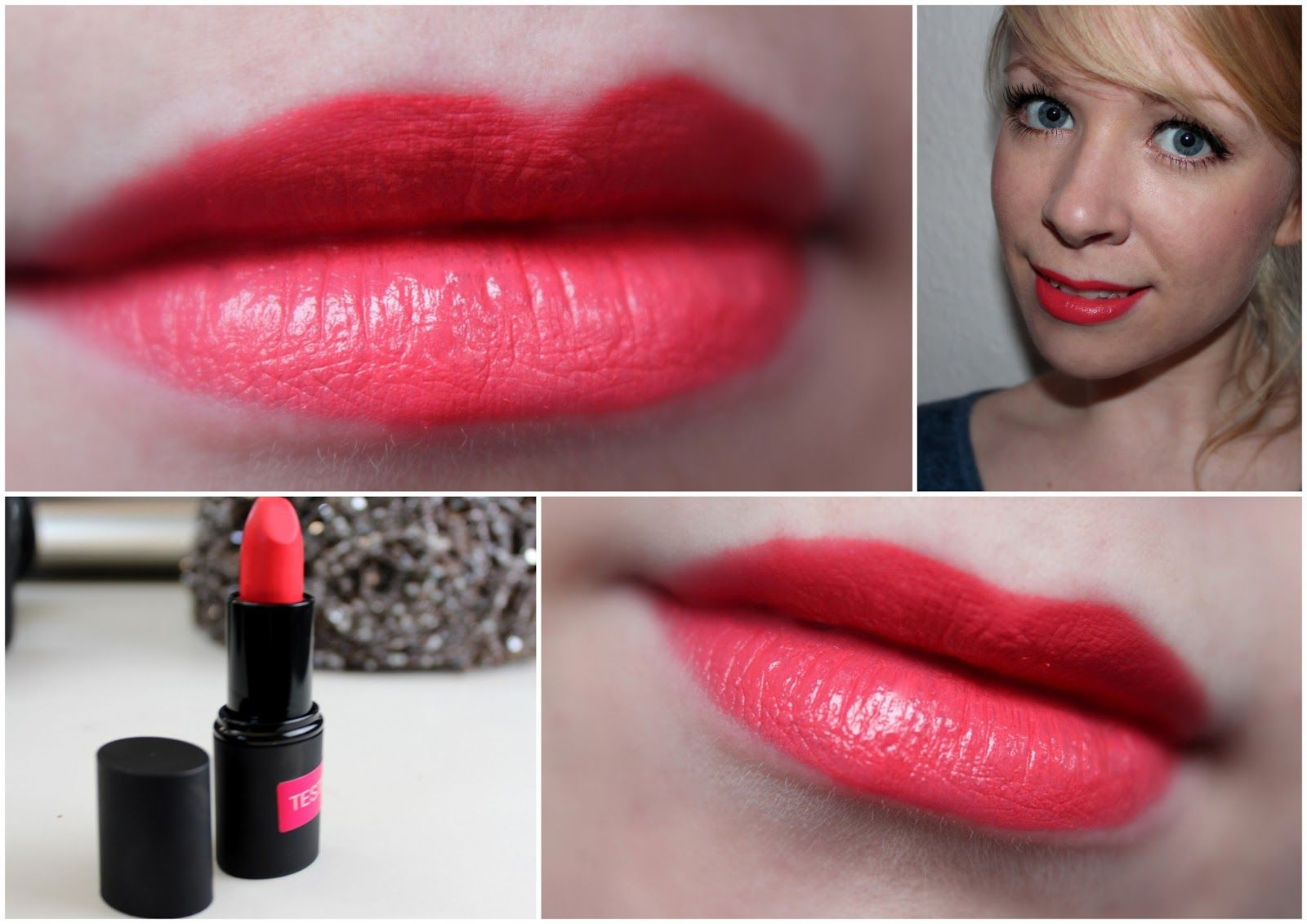 "Sleek True Colour Lipstick ""Coral Reef"""