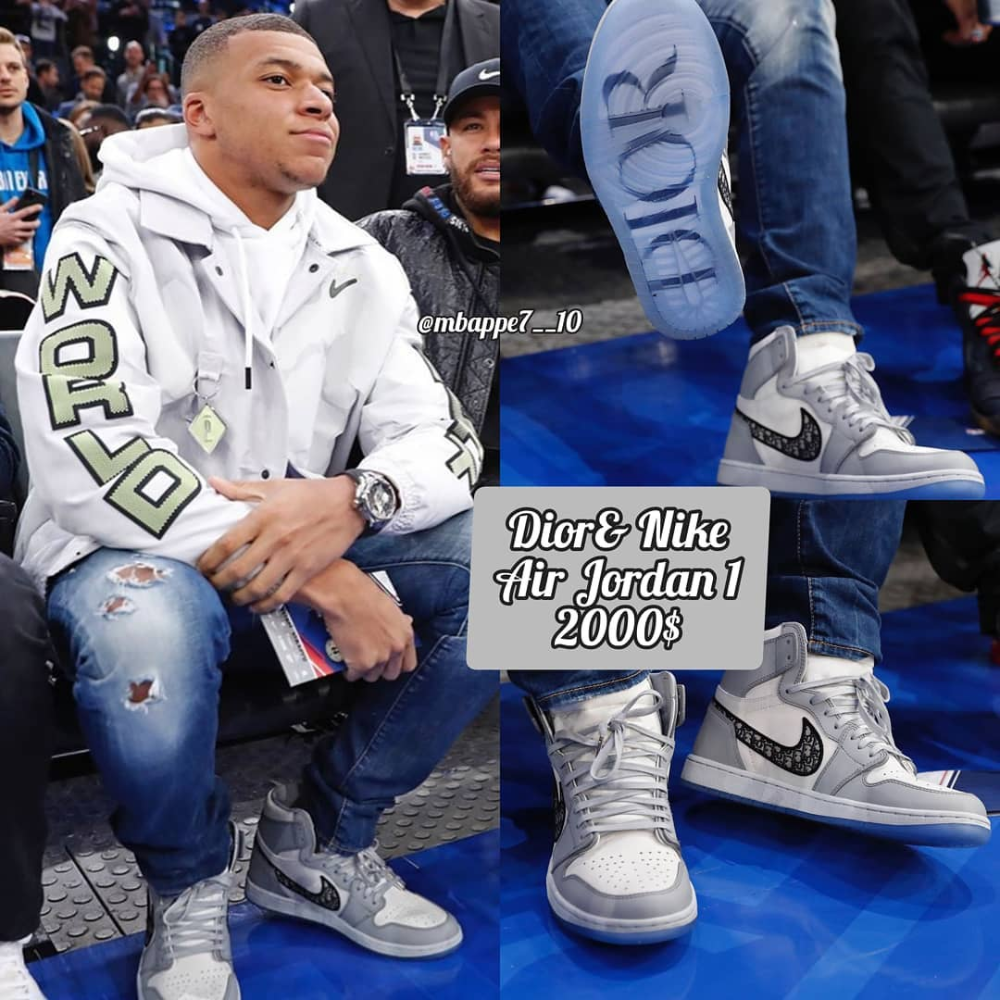 Pin By Derrick Carter On Kylian In 2020 Psg Dior Football