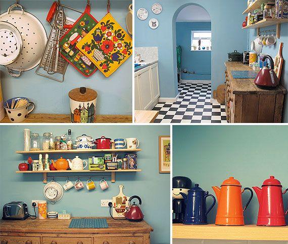 Daisy Kitchen Decor: Pin By Miss Daisy Blue On Bright Homes