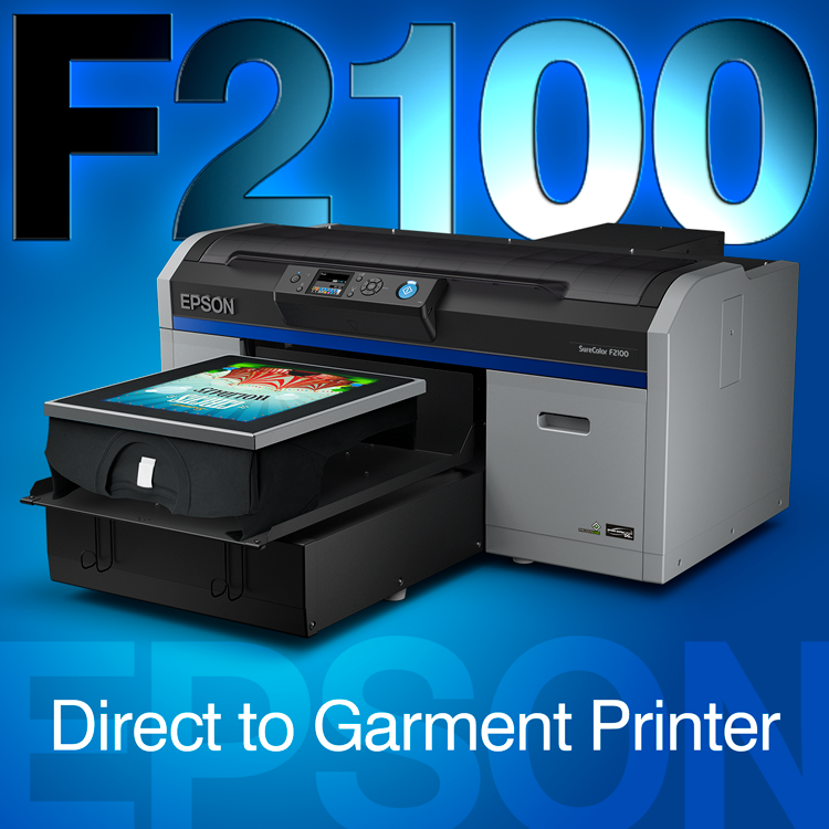Direct to Garment Printer Epson F2100 | DIY and crafts