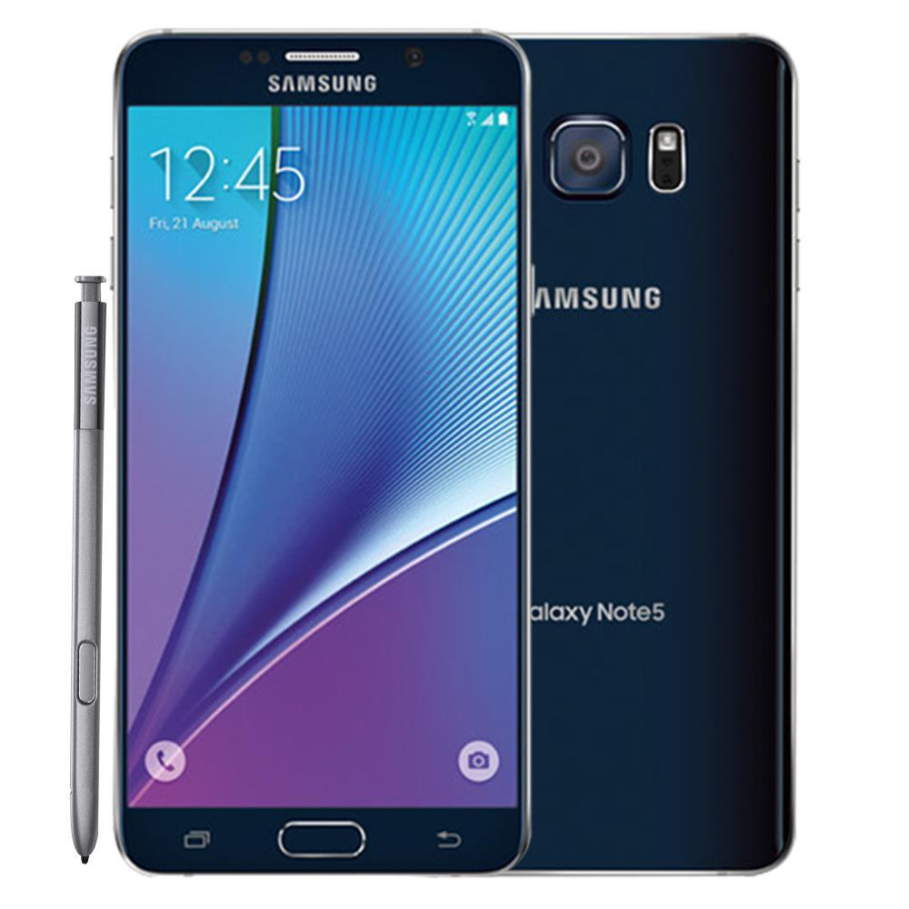 Galaxy Note5 32gb Black T Mobile T Mobile Phones Samsung Samsung Phone